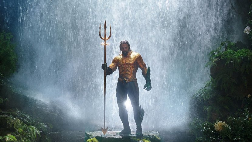 Aquaman, Jason Mamoa