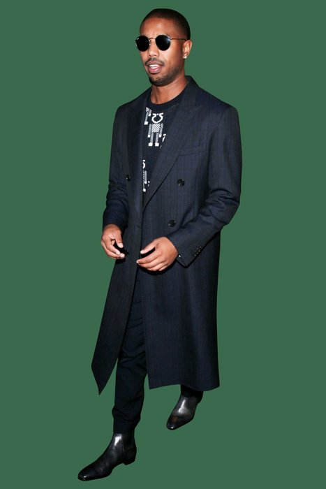 Michael B. Jordan, Celebrity Style, Street style
