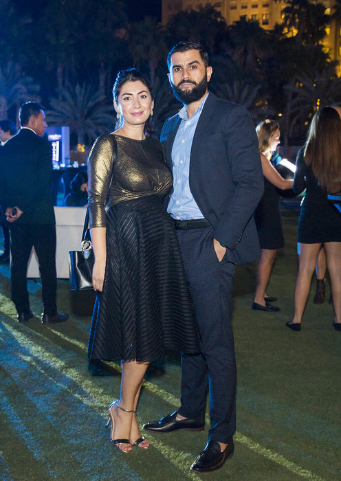 Daroon Hamdi and Dejwar Khalaf