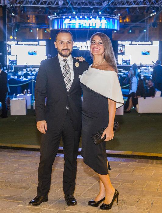 Rami and Mira Joudi