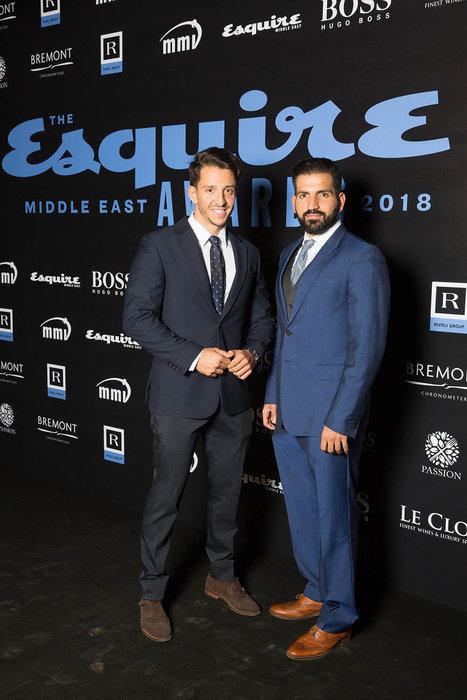 Fernando Torrecillas and Moe Al Sharif