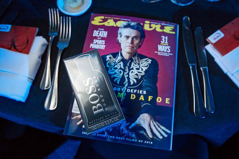 Esquire Awards, Esquire awards 2018