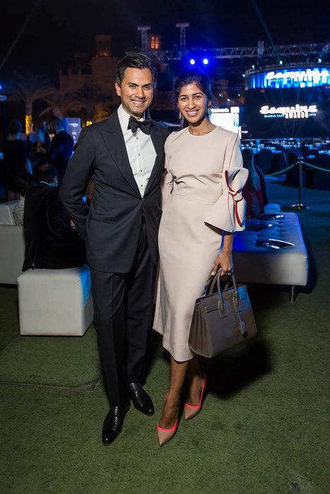 Zareen and Samir Imran