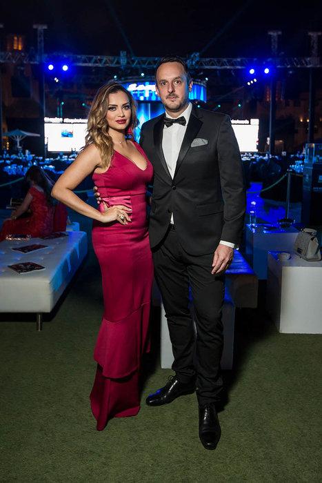 Aishwarya and Matt gordon