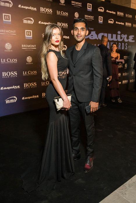 Wael Hussain and Yana Zaytseva