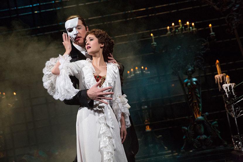 Phantom of the Opera, Dubai opera, Dubai