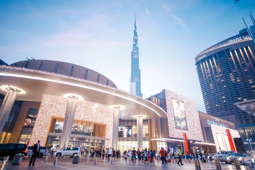 UAE, Mall, Coronavirus, Covid-19