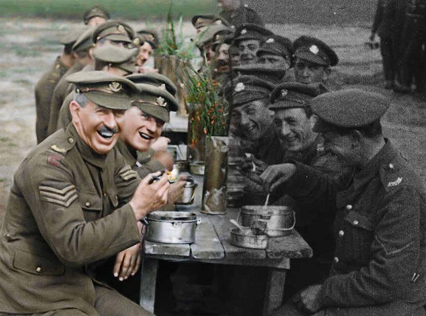Peter Jackson, WWI, They Shall Not Grow Old