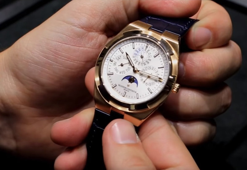 Vacheron Constantin, Overseas range, Perpetual Calendar, Best watches, Talking Time
