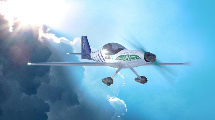 Rolls Royce, Plane, Innovation, Electric, Electric plane