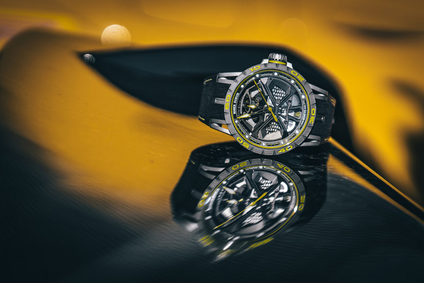 Roger Dubuis, SIHH 2019
