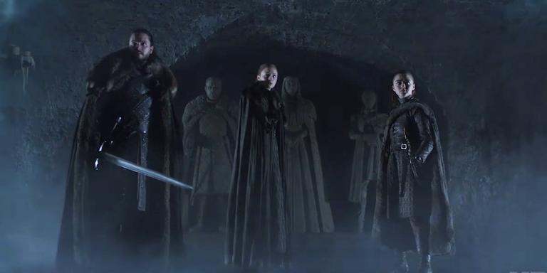 Game of thrones, Stark, Jon Snow, Daenerys Targaryen, Sansa Stark, HBO