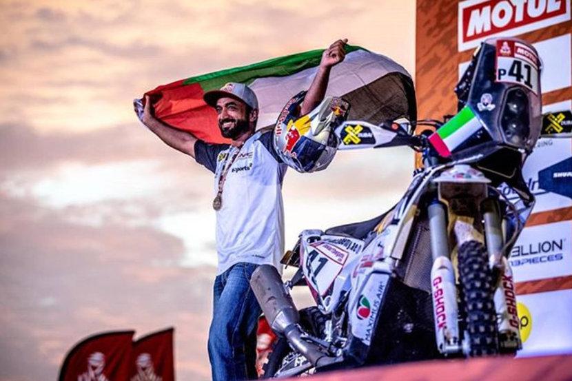 Emirati, Dakar Rally