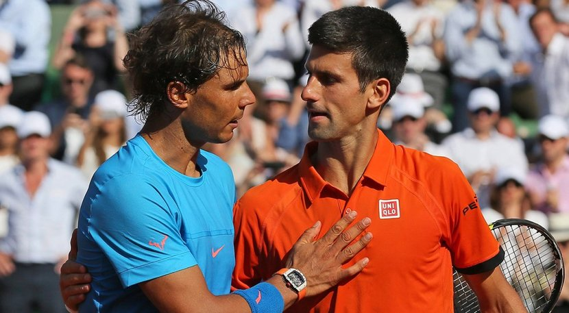Rafael Nadal, Novak Djokovic, Australian Open