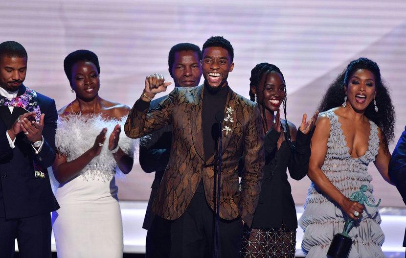 Black Panther, Awards, Hollywood, Chadwick Boseman