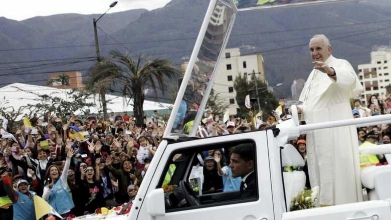 The Pope, UAE, Year of Tolerance, Abu dhabi