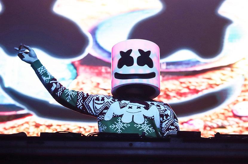 Fortnite, Marshmello, Virtual Concert