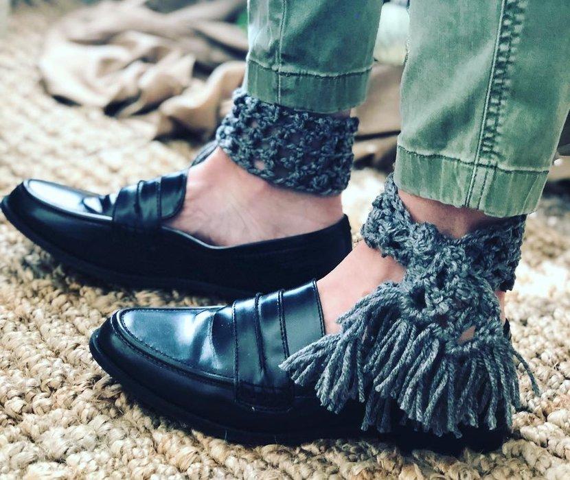 Ankle Scarves, Ankle scarfs, Trends