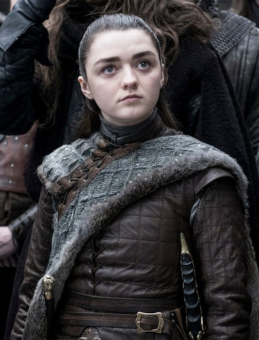 Game of thrones, GoT, Arya Stark