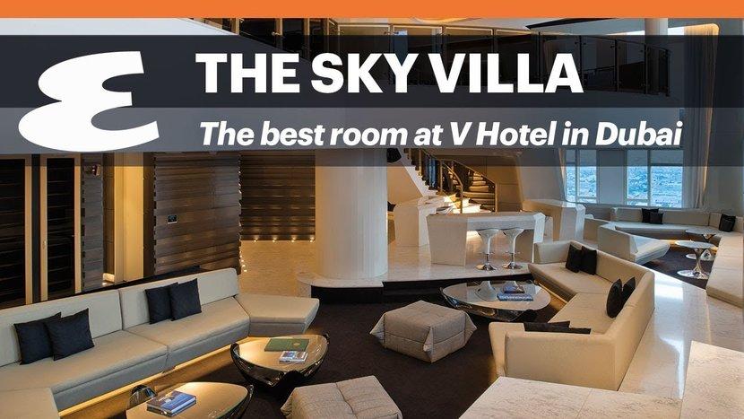 Sensational Suites, V Hotel Dubai, Dubai Hotel