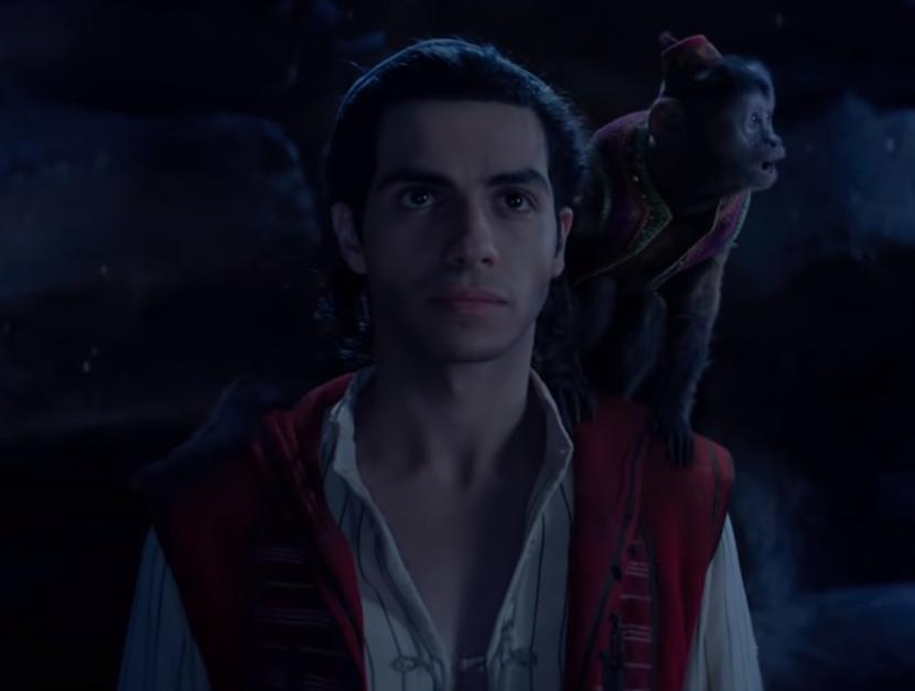 Mena Massoud, Disney, Aladdin