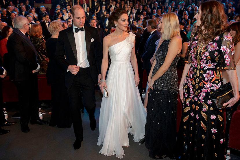 BAFTA, BAFTA 2019, Best Dressed, Tuxedo