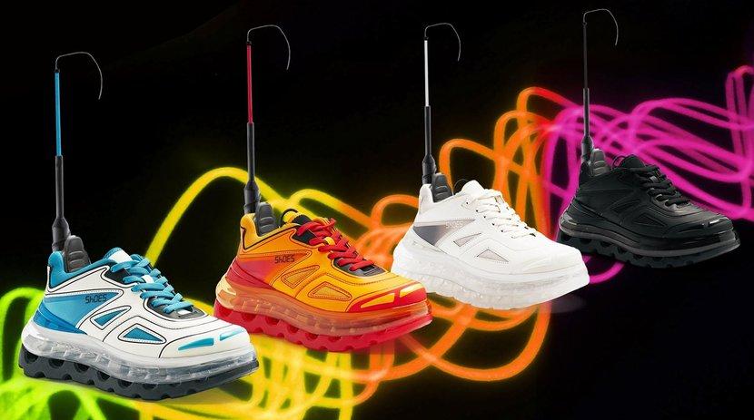 Sneakers, #shoes, Shoes 53045, Triple S, Balenciaga