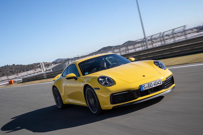 Porsche 911, Porsche