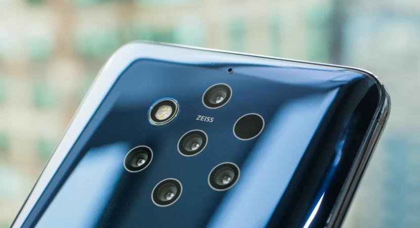 Nokia, Nokia 9 Pureview, Smartphones