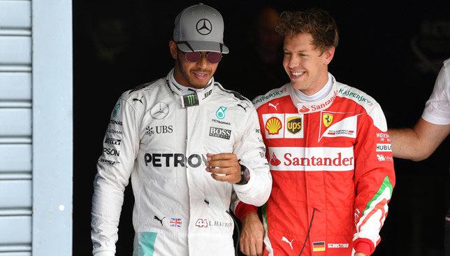 Ferrari, Mercedes, Lewis Hamilton, Sebastian Vettel