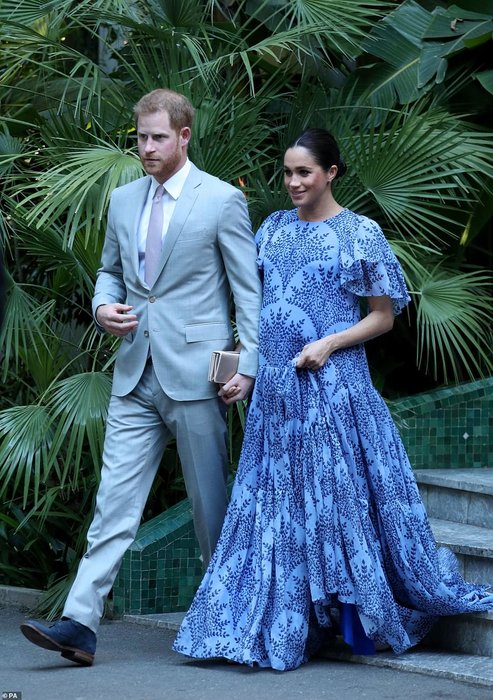 Prince Harry, Meghan Markle, Morocco