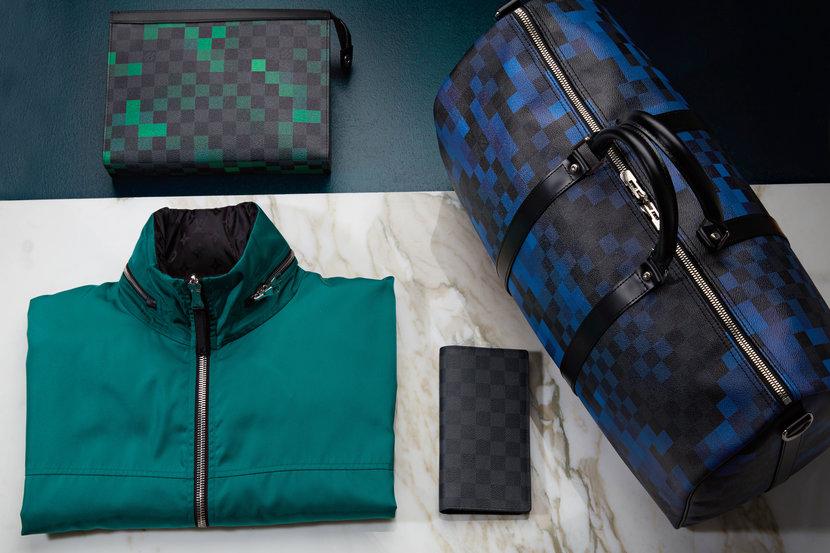 Louie Vuitton still lifeESQUnited Arab Emirates January 21 2019 Photo by Efraim EvidorITP Images210119 Louis VuittonESQ