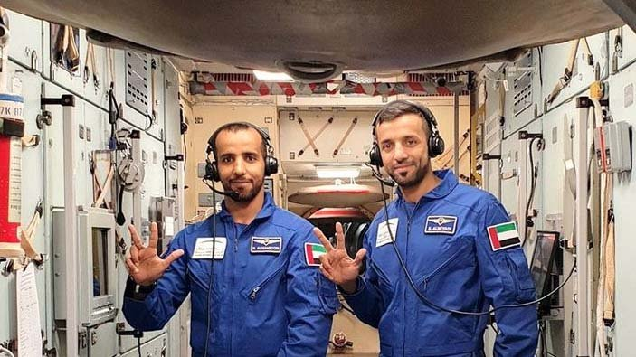 Emirati, Emirati astronaut, Space