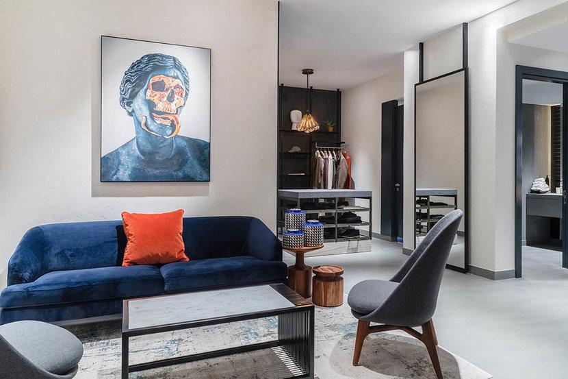 Harvey Nichols - Dubai's relaunched Men's personal shopping department