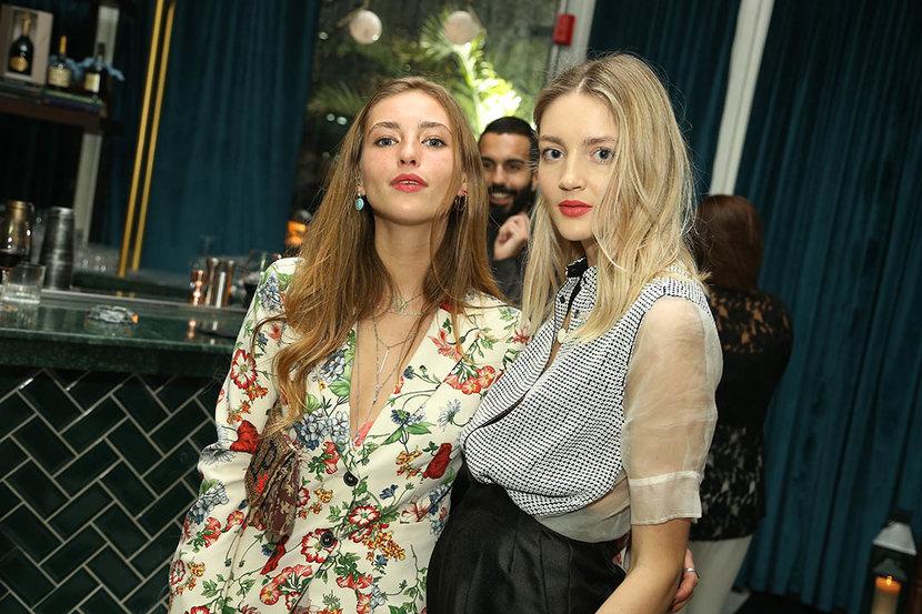 Tabitha Glaysher and Gemma Deeks