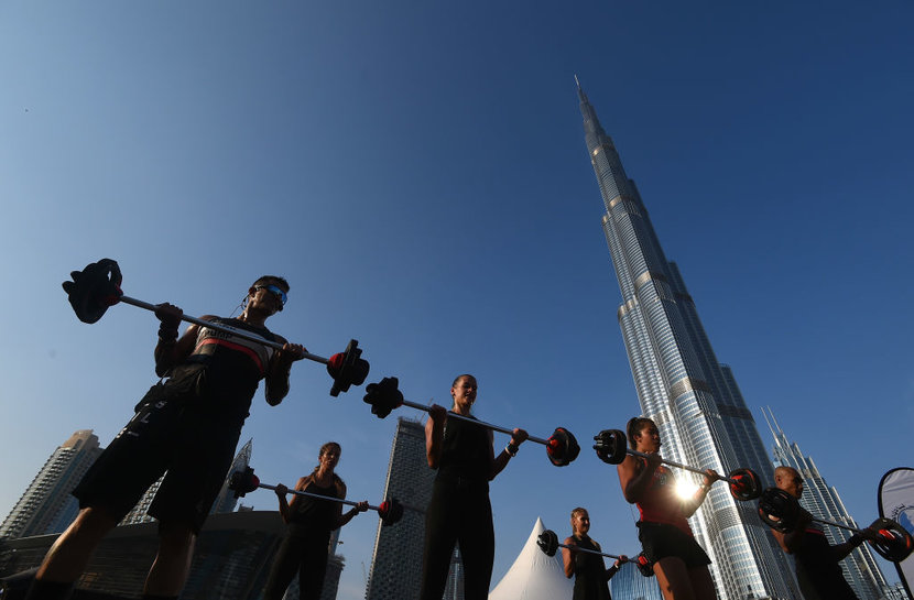 Fitness, Dubai Gyms, Workout, Gyms in Dubai, Fitness guide
