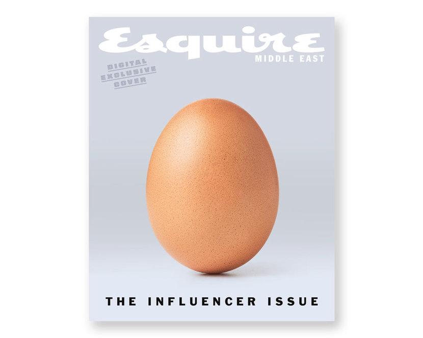 World Record Egg, Instagram, Influencer
