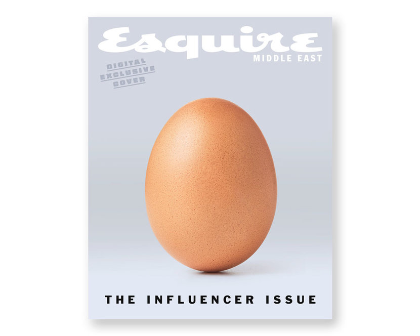 World Record Egg, Instagram, Influencer