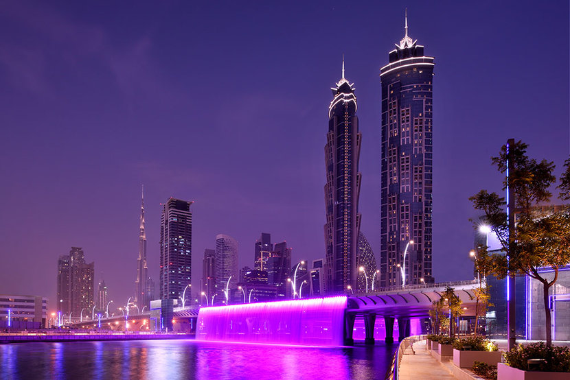 JW Marriot, Arab Luxury World, Exhibition, Conference