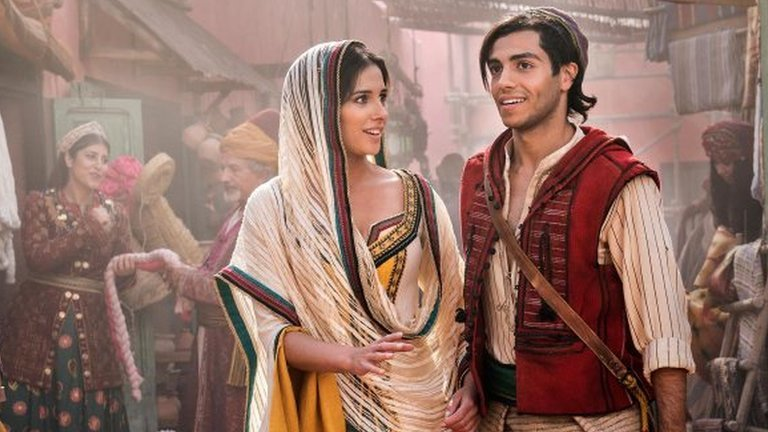 Aladdin, #review