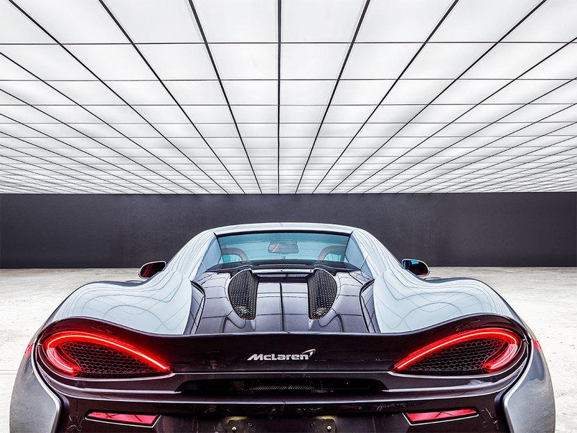 McLaren, McLaren 570s