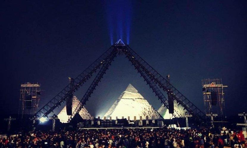 RHCP, Egypt, Pyramids