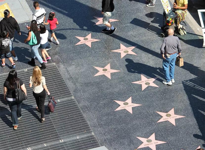 Dubai Stars, Dubai Walk of Fame