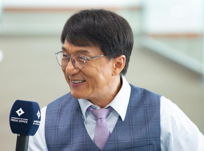 Jackie Chan, Dubai