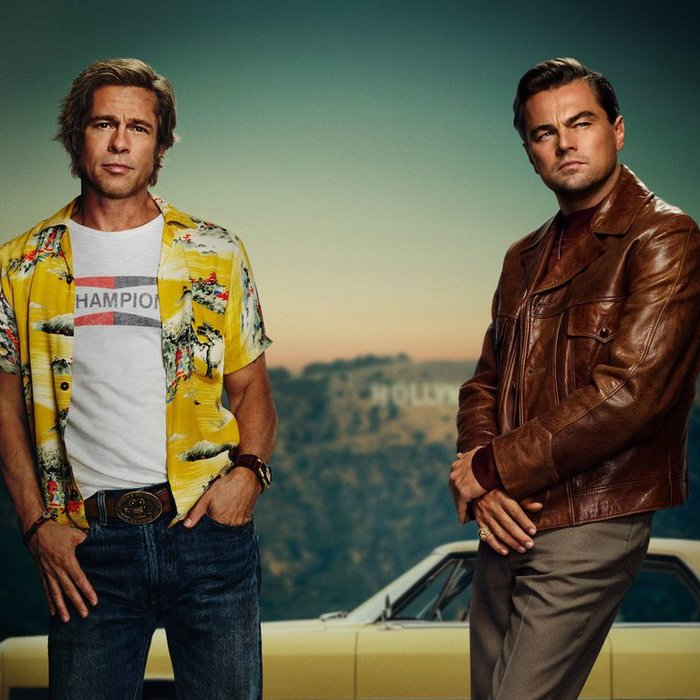 Hollywood, Brad Pitt, Leonardo DiCaprio, Quentin Tarantino, Once Upon a Time in Hollywood