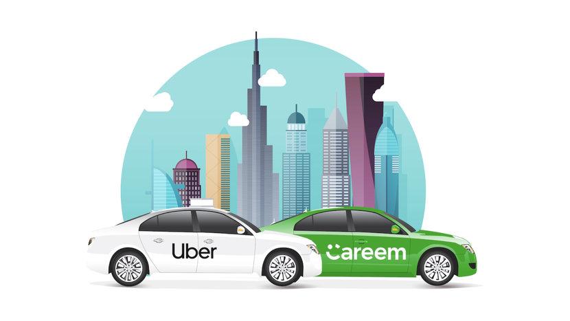 Careem, Uber, Transportation, News