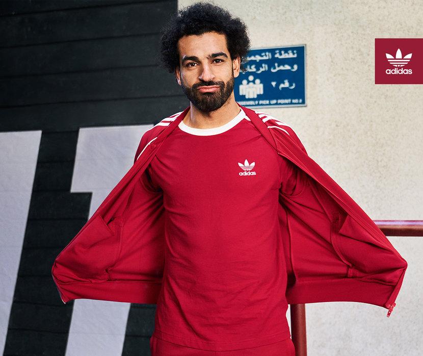 Adidas, Adidas Adicolor, Mo Salah