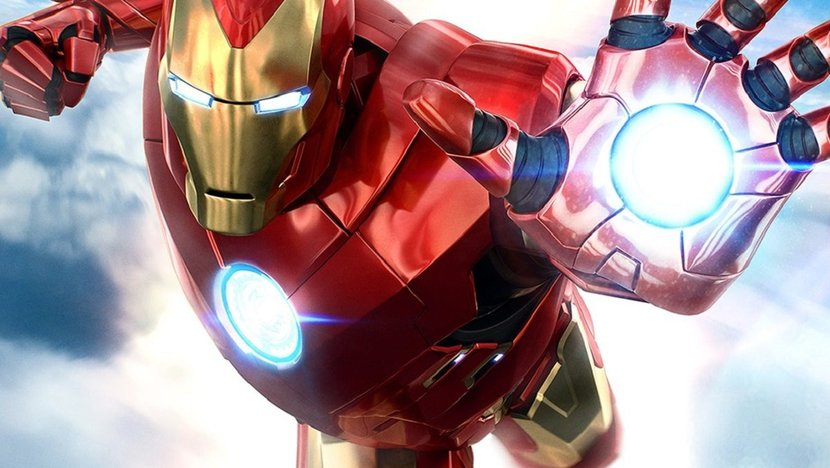 Marvel, Iron man, Iron Man VR
