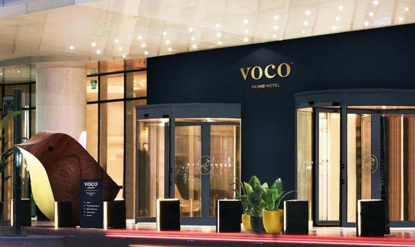 Voco Dubai, Voco Hotel, IHG, Esquire Does Travel