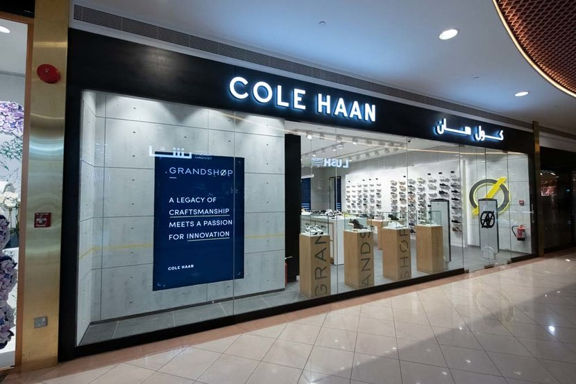 Cole Haan, Grandshop